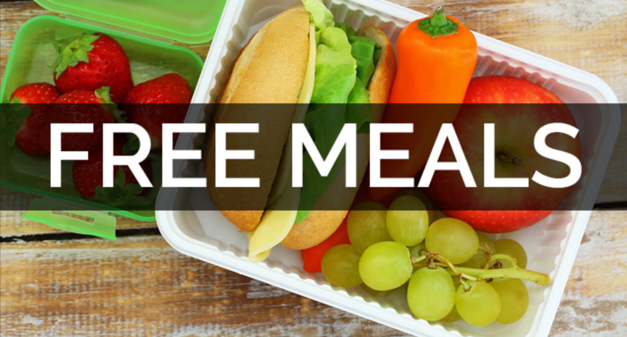 SCS FREE MEAL PROGRAM EXTENDED