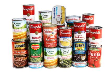 CANNED FOOD DRIVE - OCTOBER 16-20! BRING CANS TO FIRST PERIOD CLASS.
